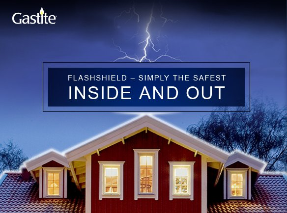 FlashShield simply the safest inside and out